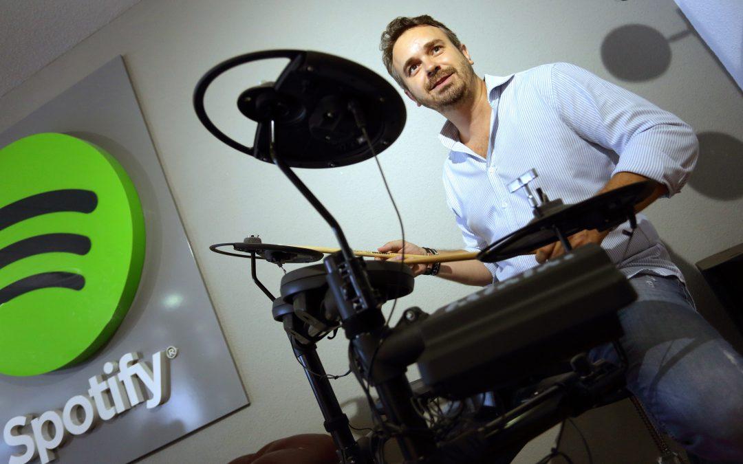 Entrevista a Javier Gayoso, director de Spotify España