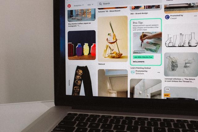 Tips campañas Pinterest